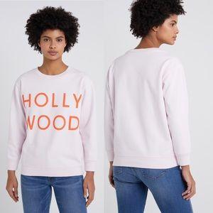 J crew Hollywood sweatshirts